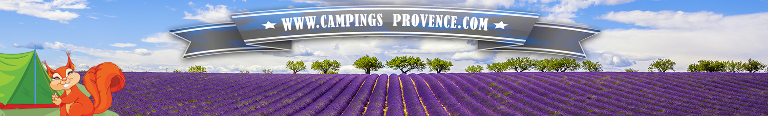 Campings Provence